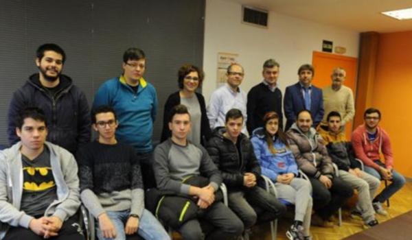 Los alumnos de IES La Merced, participantes en el STARTinnova, visitan Ibermaq