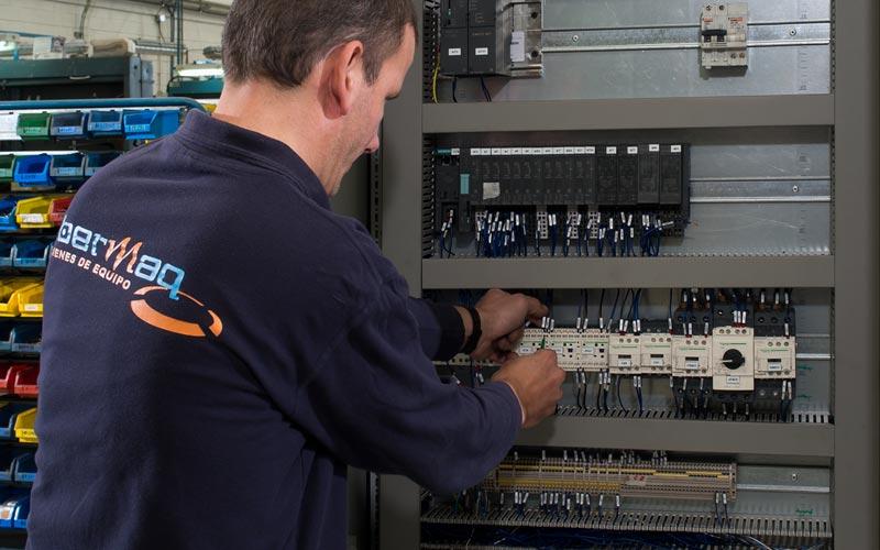 Ibermaq | Montaje eléctrico