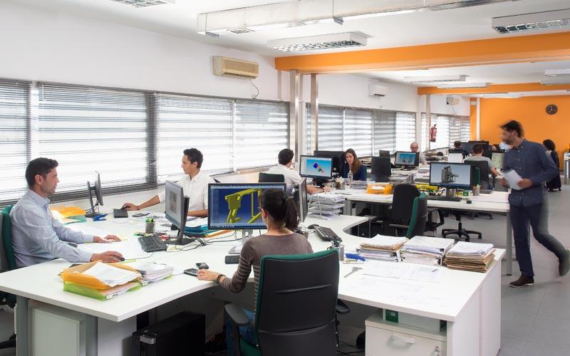 Ibermaq | Oficina técnica